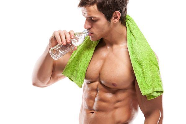 recommended water intake