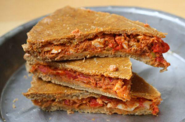 Spanish empanada recipe