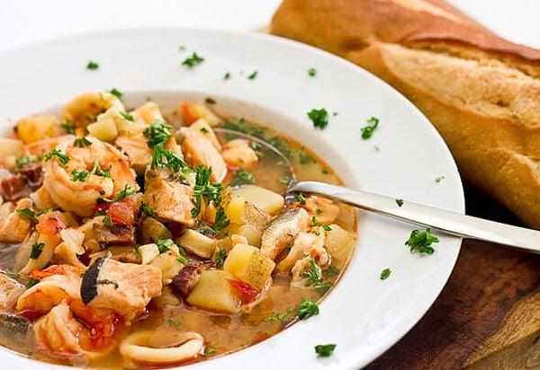 Spanish fish stew recipe