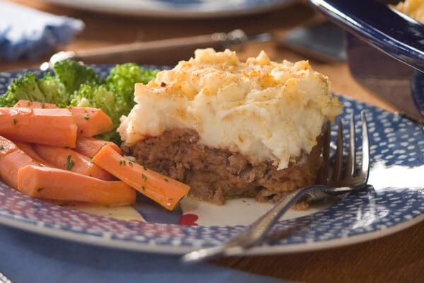 easy Meatloaf Casserole