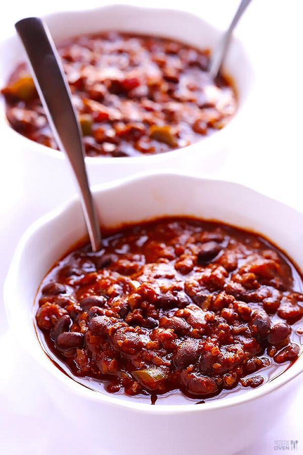 easy fast Chili