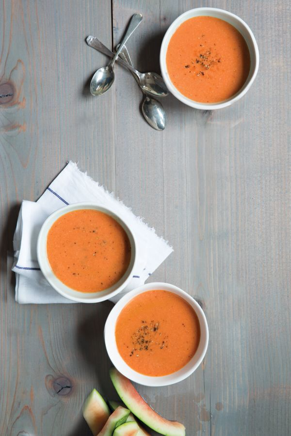 healthy Spanish soup recipe