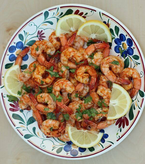 quick easy shrimp recipe