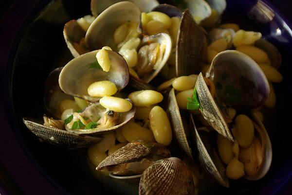 spanish clams recipe