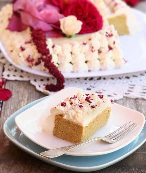 sugar free Tres Leches cake
