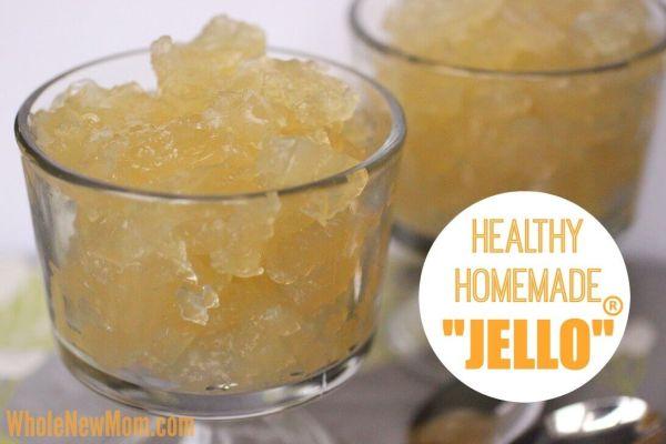 sugar free lemon jello