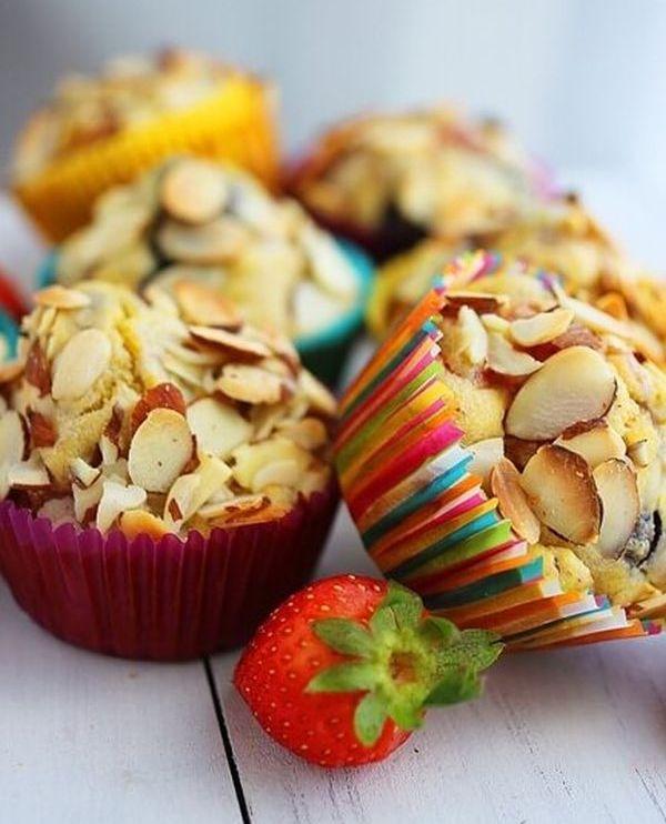 sugar free muffin recipe