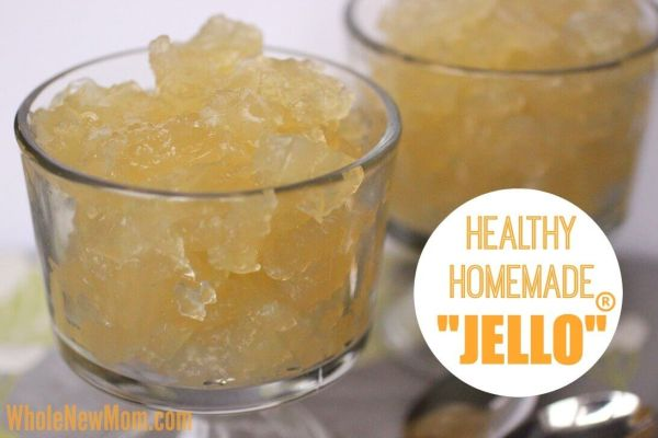 sugar free lemon jello