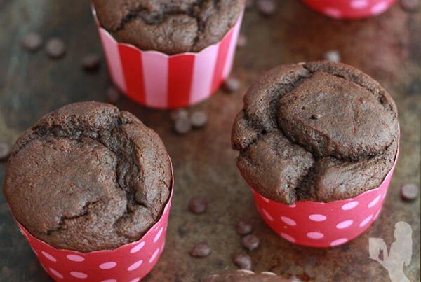 Chocolate Banana Cupcakes recipe