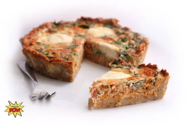 Protein Quiche Crust