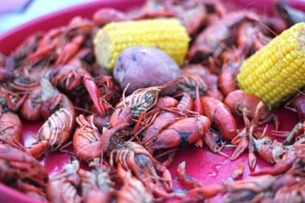 cajun crawfish boil recipe