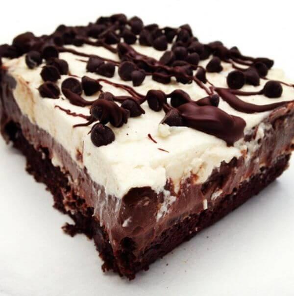 healthy chocolate lasagna recipe