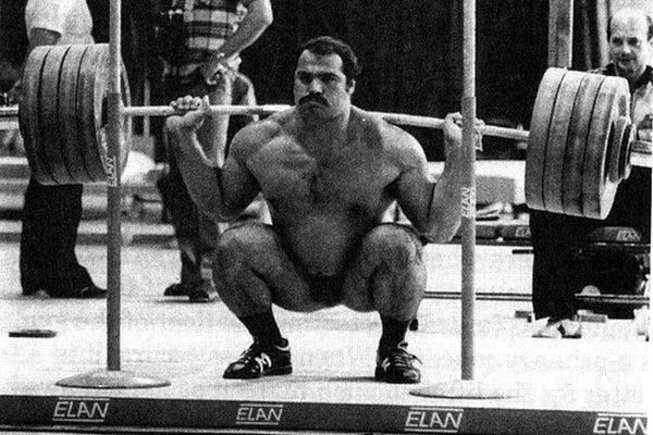 squat mobility progression