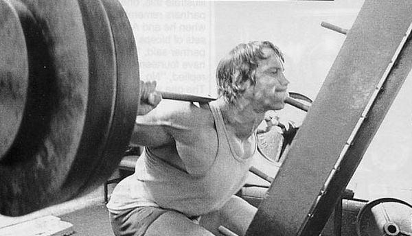 squat mobility test