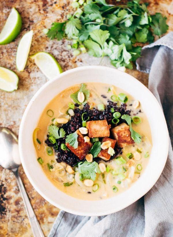 thai tofu soup recipe