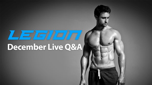 Live Q&A: How fast can you gain fat, dealing with haters, 2016 plans, and more…