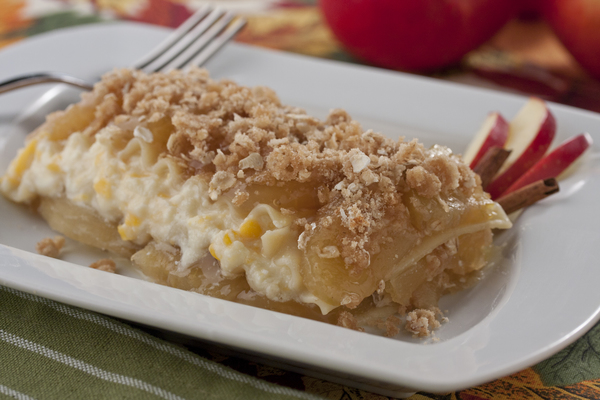 Apple Lasagna recipe