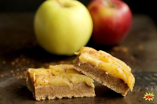 apple protein bars recipe