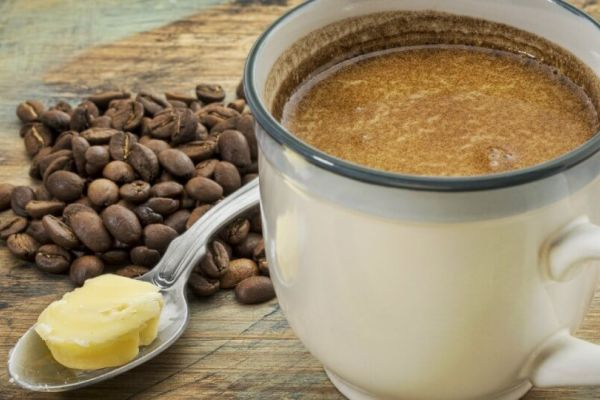 butter in coffee benefits