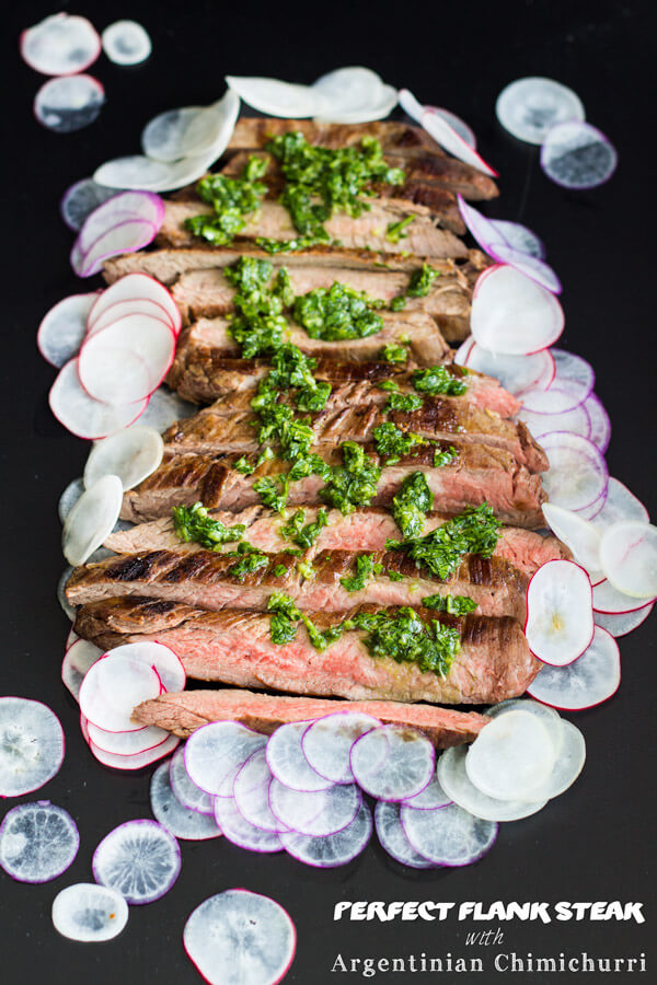 easy Steak Argentinian Chimichurri