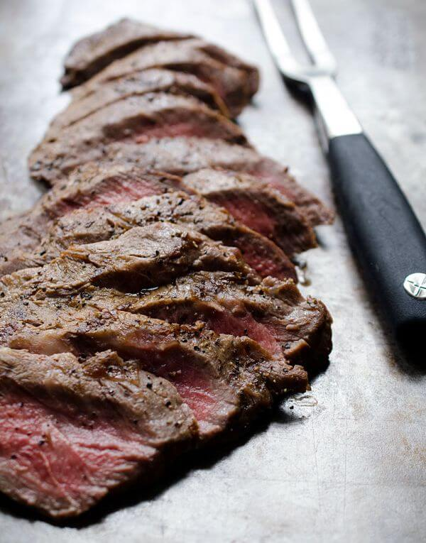 easy steak recipe