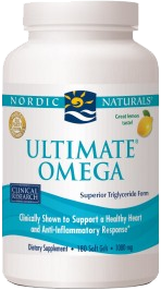 healthy fish oil supplement