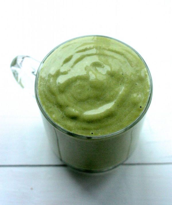 healthy matcha protein shake recipe