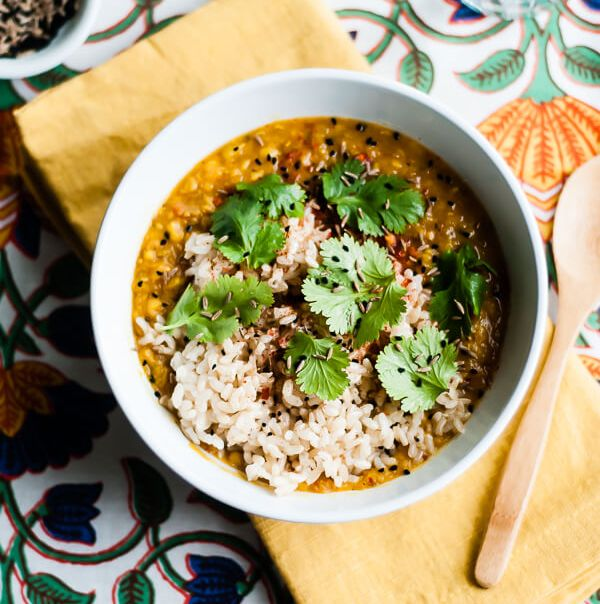 indian lentil soup recipe