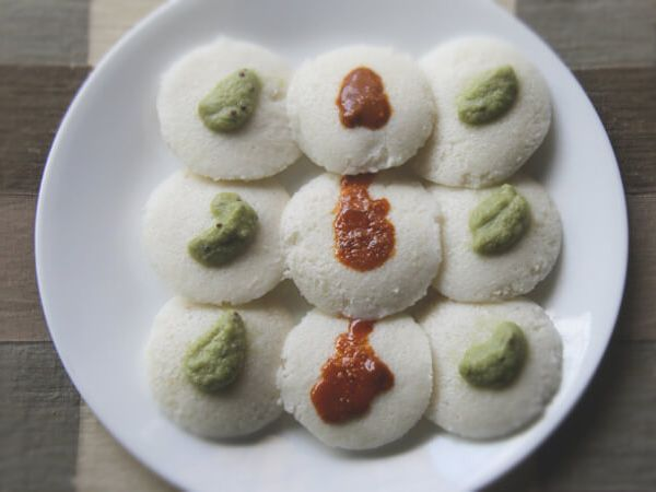 indian rice cakes recipe