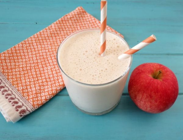 protein apple smoothie recipe