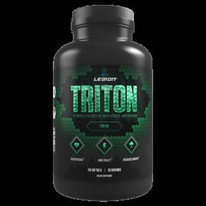 triton fish oil supplement knee pain