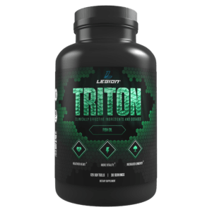 triton fish oil supplement knee pain