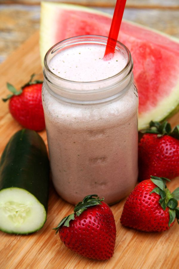 watermelon protein shake recipe