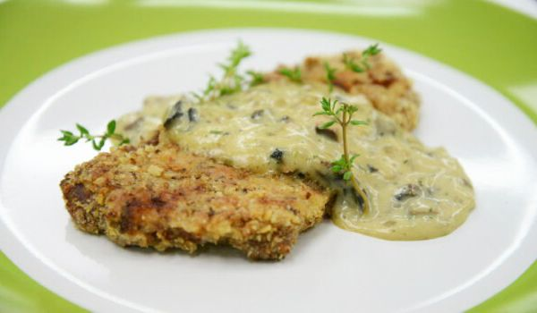 healthy country fried steak