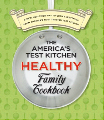 The Americas Test Kitchen Cookbook