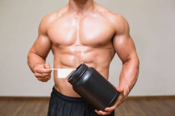 build muscle without gaining weight