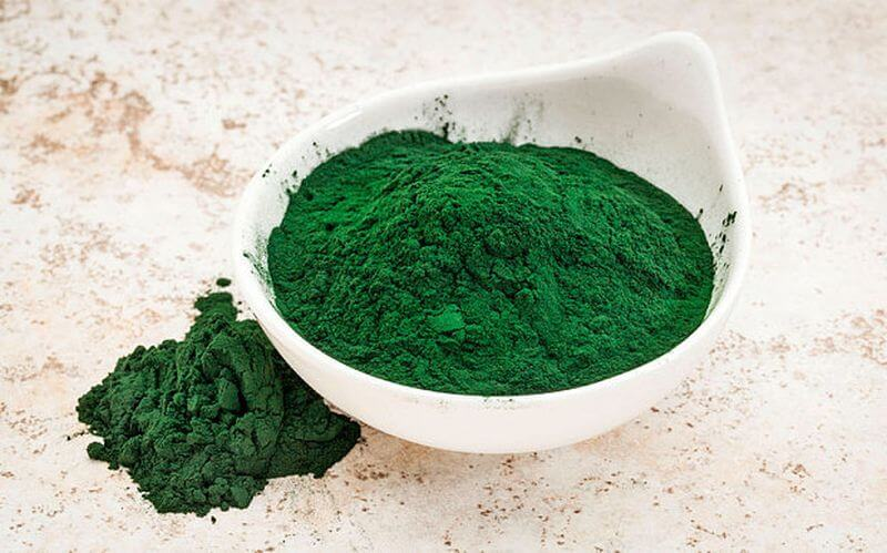 greens supplements Spirulina