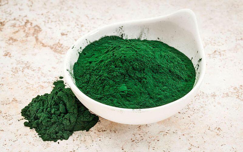 greens supplements Spirulina