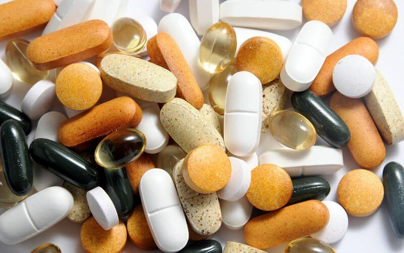 greens vitamins