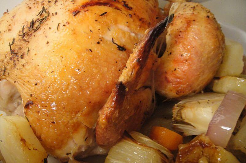 healthy one pot chicken recipe