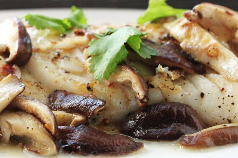 healthy one pot fish recipe