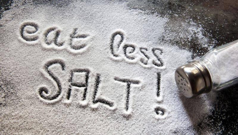 how to eat less sodium