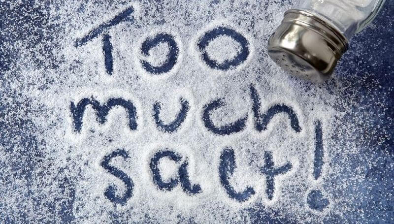 is sodium bad for you