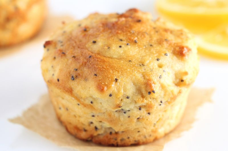 low calorie dessert muffins