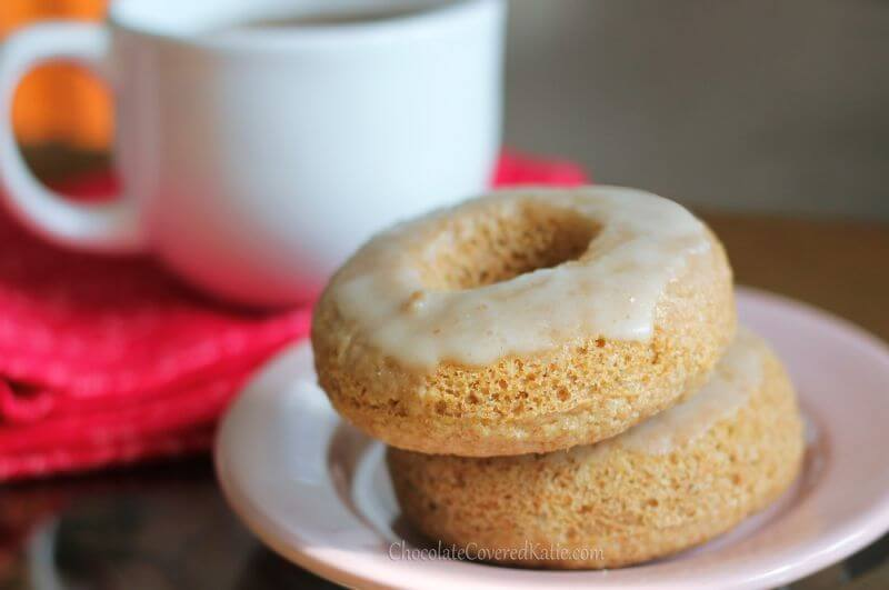 low calorie donuts recipe