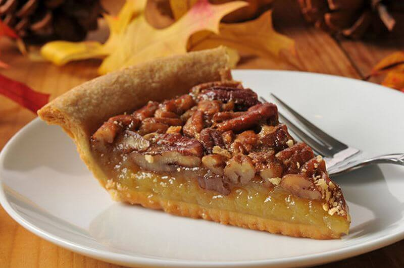 low calorie pecan pie recipe