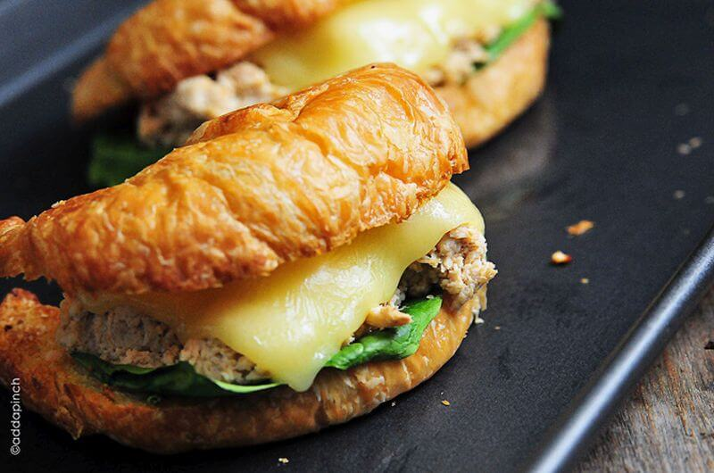 healthy chicken salad sandwich recipe