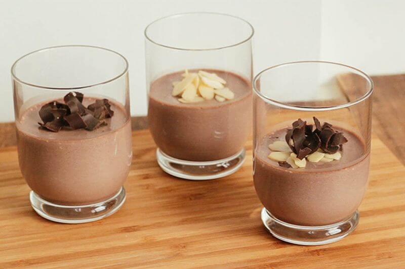 healthy panna cotta recipe
