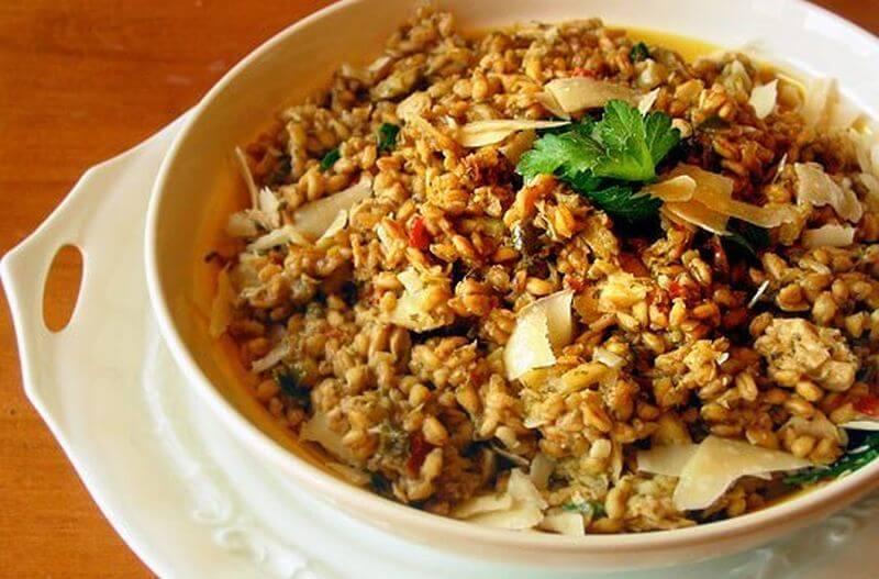 healthy seafood salad recipe