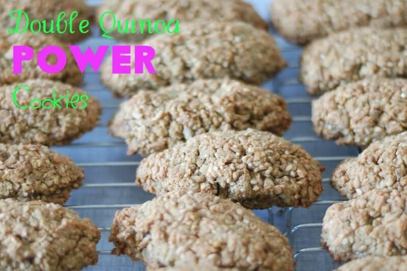 healthy sweet cookies recipe